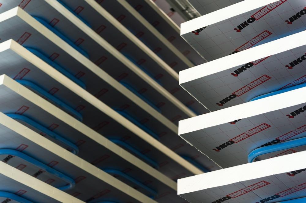 Iko Insulations Inaugurates Alconbury Site Iko Enertherm