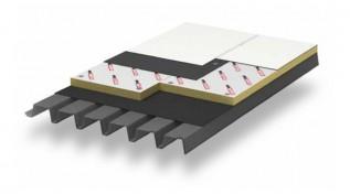 3D enertherm plat dak isolatie