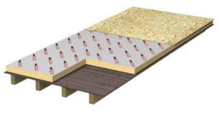 loft foor insulation
