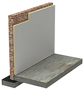 Inside Wall Insulation - IKO enertherm