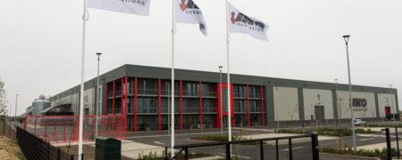 IKO Insulations inaugurates Alconbury site