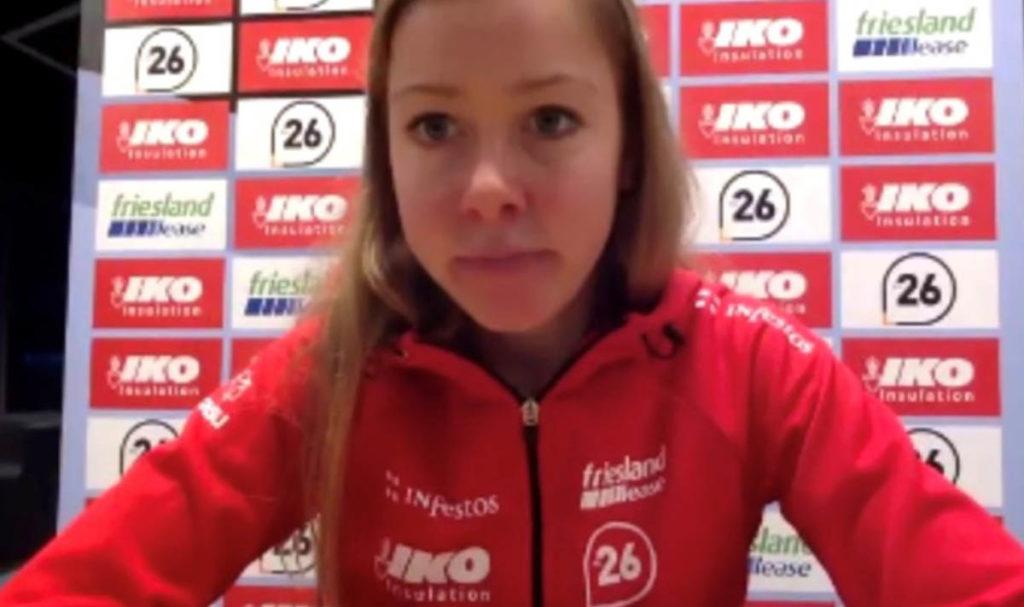 Esmee Visser en Louis Hollaar naar Team IKO